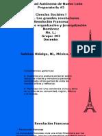 Ciencias Sociales Etapa 2 Revolucion francesa