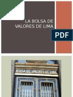 Bolsa de Valores de Lima