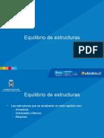 8.- Equilibrio de Estructuras - Armaduras