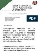 Producción Csdbientifica en Enfermería y Publicaciones en Enfermería Autoguardado