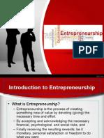 Entrepreneurship Oucome 1