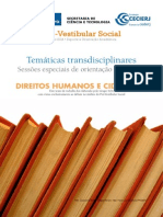 6 Direitos Humanos e Cidadania 2015