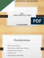 Analisa Design System