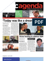 dcagenda.com – vol. 2, issue 11 – March 12, 2010