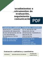 Reglamento de Evaluación Transformación