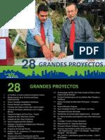 28 Grandes Proyectos