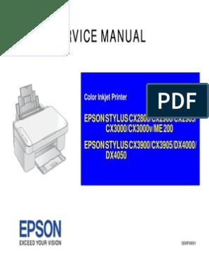 Epson stylus cx3900 driver & software downloads.