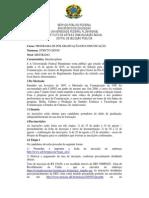 Edital Mestrado 2016 Oficial PPGCom UFF