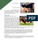 Breeds of Livestock