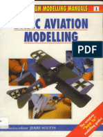 [Aviation] Modelling Manuals 01 - Basic Aviation Modeling [Osprey Modelling Manuals] [scale model.pdf