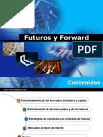 Futuros y Forward