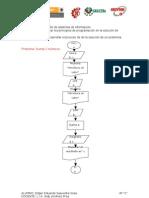 Diagramas de Flujo de Los Primeros Pseudocodigos