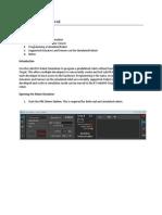 [FRC 2015] Robot Simulation Tutorial