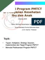 Integrasi Program Pmtct Di Pelayanan Kia