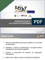 1.3 Introduccion a La Logist. Internacional