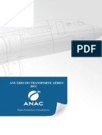 Anuário Do Transporte Aéreo de 2013