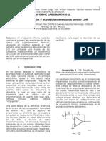 Informe Lab 1.2 LDR