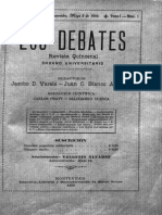 Los Debates 01 01