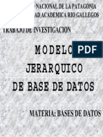 Modelo Jerarquico