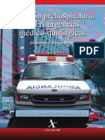 Atencion Prehospitalaria de Las Urgencias Medico-quirurgicas