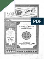 Los Debates 2a Epoca t2 01