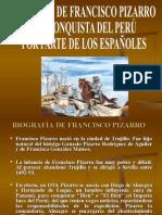 La Conquista de Peru
