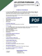 Company Profile PT. Puji Lestari Purnama