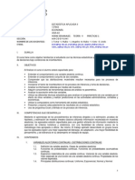 C2015-02 - Estadistica Aplicada II