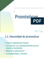 Pronósticos-