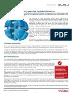 CMI Para Divisiones y Precios de Transferencia
