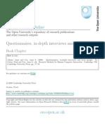 FocusGroup Interview