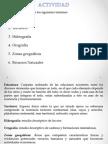 Estructura Pólitica de México [Primera parte]