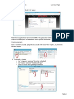 MPLAB X IDE - Criando Um Projeto