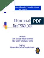 Introducción a la nanotecnología-Gema González (1)