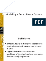 Modeling Servo Mostor System2