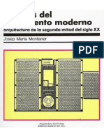 1. DESPUÉS DEL MOVIMIENTO MODERNO-El desvelamiento de una primera evolución (1930-1945)