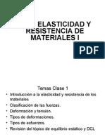 Clase 01 resistencia