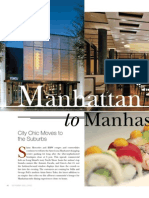 Manhattan to Manhassett