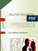 Presentacion Luisa Gonzalez