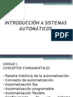 Automatizacion Unidad 1
