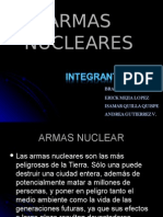 Armas Nucleares