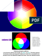 psicologia del color