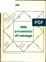 Dalla psicoanalisi all'astrologia