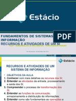 Fundamentos de Sistemas de Informação - Aula_2