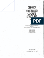 Design of Prestressed Concrete Structures - T.Y.lin