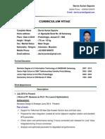 CV Darvis Aurian Saputra