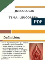 Leucorrea