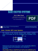 Base Excited Systems