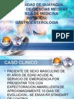 Caso Gastroenterologia