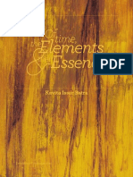 'Of Time, The Elements and Their Essence' by Kavita Issar Batra